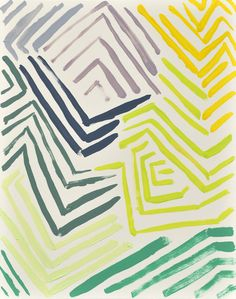 Jenny Pennywood, paint, pattern, stripes, colour, spring, summer