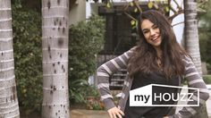 so sweet. My Houzz: Mila Kunis' Surprise Renovation for Her Parents Houzz, House Md, Tiny House, Studio Interior, Rustic Contemporary, Mila Kunis, Where The Heart Is, Rustic Chic, Home Buying