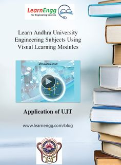 You can now visually and easily learn complex Engineering topics of Andhra University using LearnEngg visual modules.   Here is a sample video of 'Application of UJT'   For more visual modules, visit our website: [click on image]   #learnengg #engineering #andhrauniversity