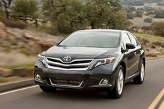 Updated Toyota Venza Crossover was officially presented at the New York Auto Show in April of . According to official information of the Japanese manufacturer's management decided to start selling the new Toyota Venza in Russia and Ukraine. Car Images, Car Photos, Car Pictures, Toyota Venza, Toyota Car Models, Toyota Cars, Crossover, Toyota Dealers