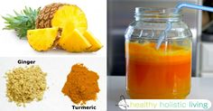Here at Healthy Holistic Living, we search the web for health content to share with you. This article was shared with permission from our friends at LiveLoveFruit.com (adsbygoogle = window.adsbygoogle    []).push({}); I came across a beautiful juice combination the other day and it's a powerful one too. Pineapple turmeric...More