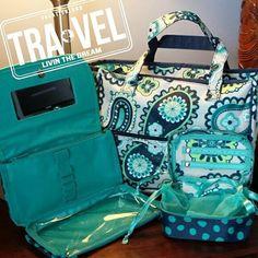 Travel organization just got a whole lot easier this fall! #thirtyone #organization #travel