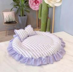 Baby Doll Bed, Baby Nest Bed, Baby Pillows, Kids Pillows, Pet Beds, Dog Bed, Handmade Baby Quilts, Baby Sewing Projects, Cot Bedding