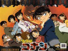 Detective Conan - Pose mode
