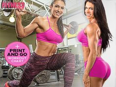 Five Moves for a Better Butt With IFBB Pro Amanda Latona