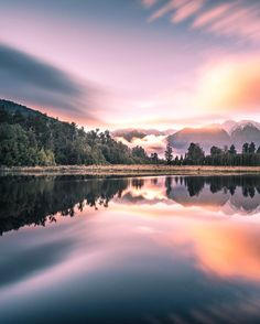 Lake Matheson, Westland, New Zealand Instagram photo by @debc_nz • #lakematheson #googleguides