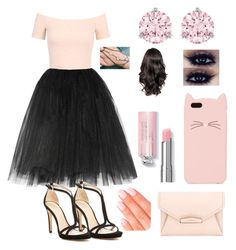 """pink"" by raregold on Polyvore"
