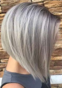 Visit this post to see the amazing ideas of inverted bob haircuts and hairstyles for 2018. As we know bob is one of those haircuts which are which are much liked haircuts among ladies of various age groups. So you just have to browse here if you really love to wear inverted bob haircuts for trendy and cute looks.