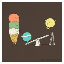Resultado de imagem para sorvete tumblr