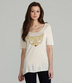 Available at Dillards.com #Dillards Raglan Tee, Bcbgeneration, Dillards, V Neck, Tees, My Style, Women, Fashion, T Shirts