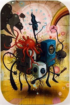 Jeff Soto: a favorite of mine.