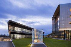 Image 1 of 28 from gallery of Vacheron Constantin / Bernard Tschumi Architects. Photograph by Peter Mauss