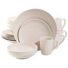 Living Colors™ 16-Piece Dinnerware Set at Big Lots. | ..Kitchen Ideas.. | Pinterest | Dinnerware Apartments and Tablewares  sc 1 st  Pinterest & Living Colors™ 16-Piece Dinnerware Set at Big Lots. | ..Kitchen ...