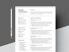 Show the recruiters that you keep up with the latest trends by choosing our modern cv template. It is always easy  to complete. Save time. If you are not satisfied with the arrangement, you can modify it to best suit your individual.  #interview #career #MinimalistResume #resumetemplate #basicresume #ProfessionalResume #jobsearchtips #SimpleResume #job #resume Visual Resume, Basic Resume, Simple Resume, Professional Resume, Job Resume, Cv Design, Resume Design, Modern Cv Template, Sales Resume