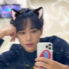 Overlays Instagram, Cat Icon, Boy Idols, Kim Sun, Twitter Icon, Phone Themes, Aesthetic Boy, Cute Faces, Kpop Boy