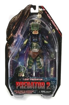 Lost Predator in packaging