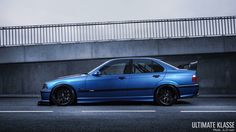 #BMW_E36_Sedan #Modified #Slammed