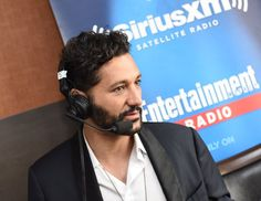 Pin for Later: Sexy Stars at Comic-Con to Totally Geek Out Over  Pictured: Cas Anvar