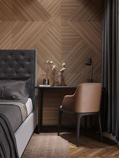 Get inspired with our accent wall ideas in wood, slats, patterns, tiles, marble, upholstered headboards, pendant lighting and wallpaper,Wood wall, Wood paneling walls, Hallway ideas, Paint patterns for walls, Wall paint patterns and Brick wallpaper ideas for living room.