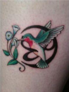 Hummingbird Tattoo Designs (8 of 49)