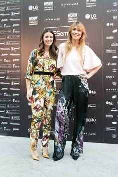 Raquel Meroño y Maria Roca vestidas de David Christian
