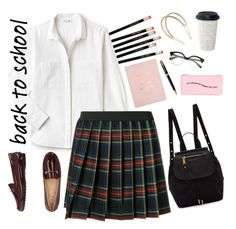 """""""B2S #1"""" by vale14m ❤ liked on Polyvore featuring Lacoste, P.A.R.O.S.H., Tod's, Marc Jacobs, kikki.K, Parker, ban.do and Rosantica"""
