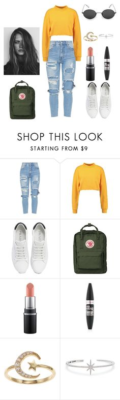 """""""Sin título"""" by lucyveth ❤ liked on Polyvore featuring beauty, Prada, Thread, GE, Maybelline, LC Lauren Conrad and APM Monaco"""