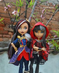 This is the best custom Ramona Badwolf doll I've ever seen. I should try making one. Monster High Dollhouse, Monster High Dolls, Ever After High, Ramona Badwolf, Ever After Dolls, Tent Fabric, Teepee Kids, Lol Dolls, Doll Repaint