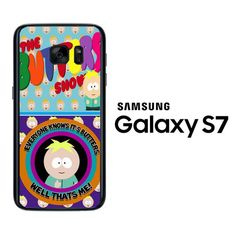 The Butters Show X2704 Samsung Galaxy S7 Case
