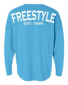 Freestyle swimming jersey shirt by iSwim