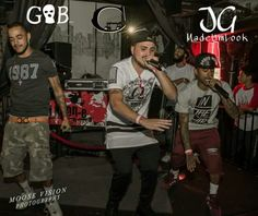 Yd, Complex and JG Madeumlook