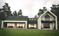 modern house designs uk - Google Search