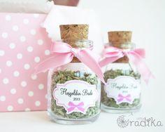 Hoşgeldin bebek hediyeleri, pembe ve lavanta / Baby shower gifts, pink and lavender