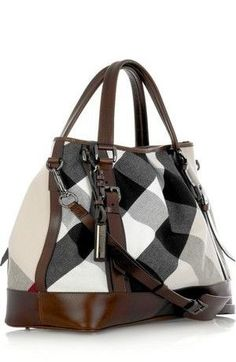 Burberry bag.