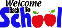 welcome back to school clipart back to school supplies, back to school diy locker, diy back to school videos Back To School Videos, Back To School Quotes, Back To School Night, Welcome Back To School, Back To School Hacks, Back To School Supplies, School Tips, School Stuff, Welcome Back Images