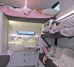 Rv Campers, Bunk Beds, Furniture, Home Decor, Decoration Home, Room Decor, Trundle Bunk Beds, Home Furniture, Interior Design