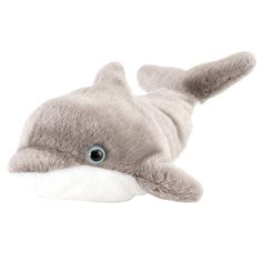 Stuffed Dolphin 5 Inch Itsy Bitsy Plush Animal by Wild Republic at... ($5.99) ❤ liked on Polyvore featuring toy