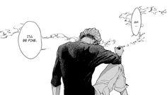 Tell me, is there someone inside me? Manga Art, Manga Anime, Anime Teen, Manga Quotes, Pencil Art Drawings, Dark Anime, Art Studies, Manga Comics, Drawing Reference