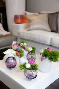 DutZ [collection] - Tumbling vase / vaas - DistelRoos