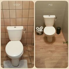 Everything for a good … - DIY Balcony 2019 Trends Bathroom Toilets, Small Bathroom, Home Room Design, House Design, Toilet Room, Rental Decorating, Home Staging, House Rooms, Taupe