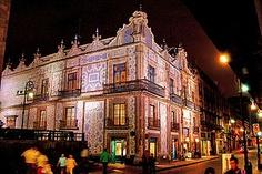 Casa de los azulejos ,Mexico city