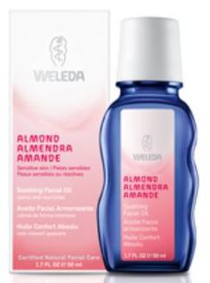 Weleda Almond Soothing Facial Oil $28.49 - from Well.ca