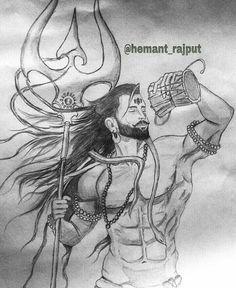 I love this image Lord Ganesha Paintings, Lord Shiva Painting, Mahakal Shiva, Shiva Art, Angry Lord Shiva, Shiva Wallpaper, Marvel Wallpaper, Hd Wallpaper, Lord Shiva Sketch