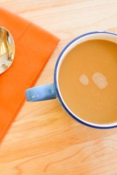 Pumpkin Pie Coffee Creamer Recipe #coffee #PinAtoZ