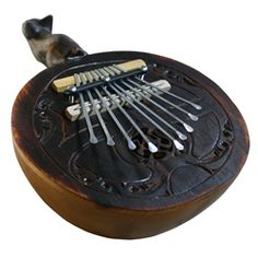"A ""Kalimba"". Very interested in learning this one."