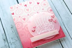 Another Easy Valentine's Day Card Using a Card Kit – kwernerdesign blog
