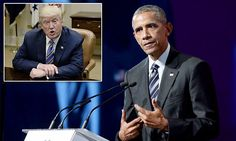 Former U.S. president Barack Obama delivered a extended, vicious coded critique of his successor Donald Trump without naming him, but the audience of 6,000 people got the joke.