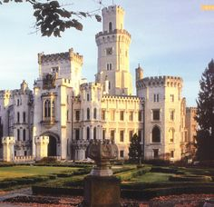 kick it in a castle for a while :D