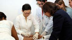 """Ofrecen entrenamiento sobre """"toxina botulínica"""" beneficia a niños del CAID"""