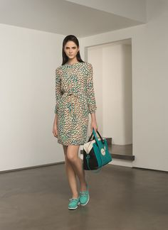 Longchamp SS14 ready to wear collection. Discover it on www.longchamp.com